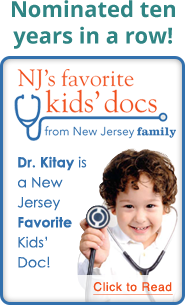 nominated 6 years consecutively | nj's favorite kid's docs